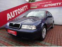 Škoda Octavia 1,9 TDI, pravidelný s...
